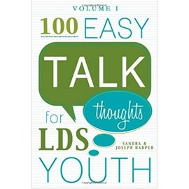 Cedar Fort Publishing 100 Easy Talk Thoughts for LDS Youth. Vol.1