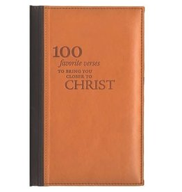 Covenant Communications 100 Favorite Verses to Bring You Closer to Christ, Shauna Humphreys—A collection of inspiring daily devotionals