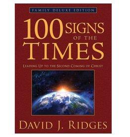100 signs of the times, David J Ridges