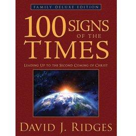 Cedar Fort Publishing 100 signs of the times, David J Ridges
