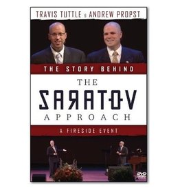 Story Behind The Saratov Approach: A Fireside Event,.