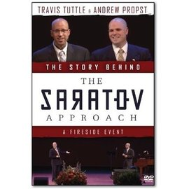 Covenant Communications Story Behind The Saratov Approach: A Fireside Event,.