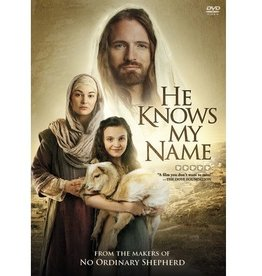 He Knows My Name, A John Lyde Film. DVD