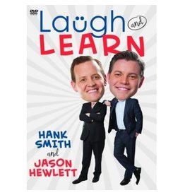 Laugh and Learn, Hank Smith and Jason Hewlett, Talk on DVD