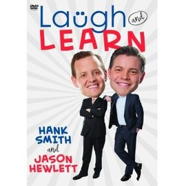 Covenant Communications Laugh and Learn, Hank Smith and Jason Hewlett, Talk on DVD