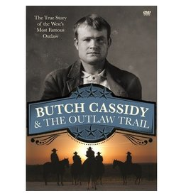 Butch Cassidy and the outlaw trail. DVD