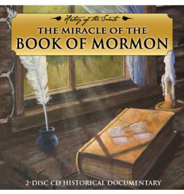 History of the Saints: The Miracle of the Book of Mormon, Rawson DVD