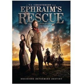 Deseret Book Company (DB) Ephraim's Rescue (PG) DVD