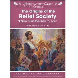 Deseret Book Company (DB) History of the Saints: The Origins of the Relief Society. DVD
