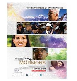 Meet the Mormons (PG) Blu-Ray