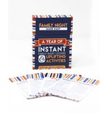 Family Night Made Easy - cards