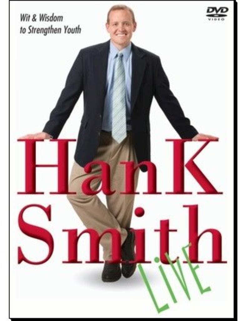 Hank Smith Live, Hank Smith. DVD