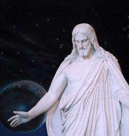 The Christus 5x7 print by John Wagner