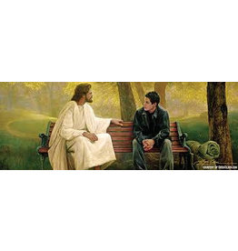 """Lost and Found, by Greg Olsen. 5""""x 7"""" Print"""