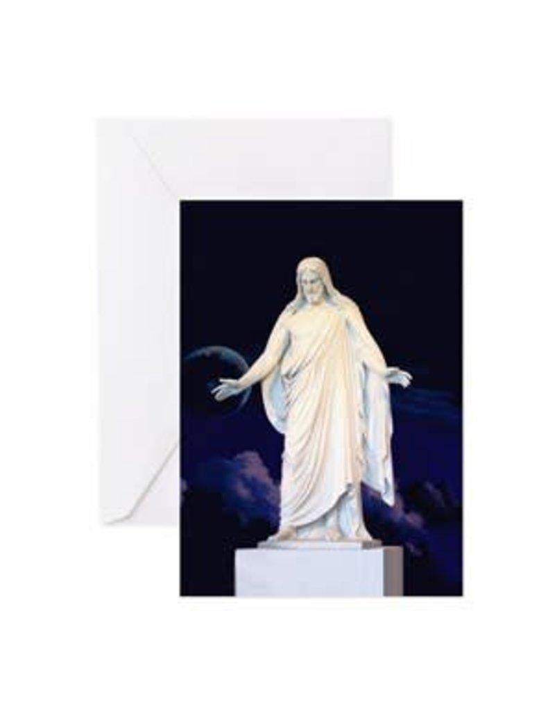 Christus Greetings Card