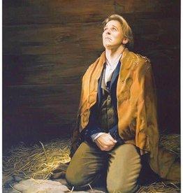 Joseph In Liberty Jail 5x7 Print Liz Lemon Swindle