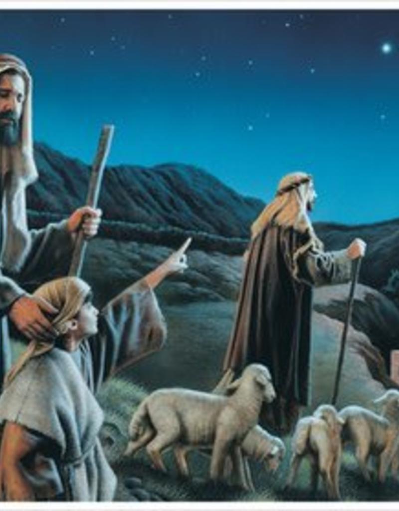Altus fine art Come Ye To Bethlehem 5x7 print Simon Dewey