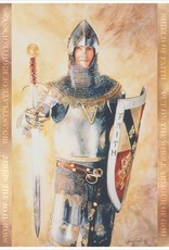 Altus fine art Armour Of God 5x7 Print Judy Cooley