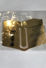 Book of Mormon Bookmark Gold