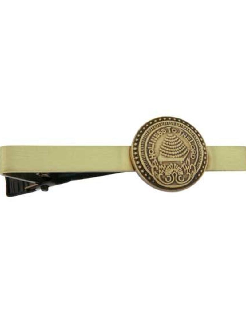 Salt Lake Temple Doorknob Antique Gold