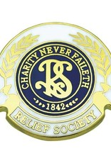 Relief Society Lapel Pin