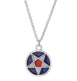 Nauvoo Star Necklace