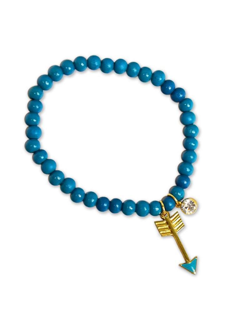 Happy Spirit Bead Bracelet