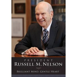Deseret Book Company (DB) President Russell M. Nelson: Brilliant Mind, Gentle Heart by KSL Television DVD