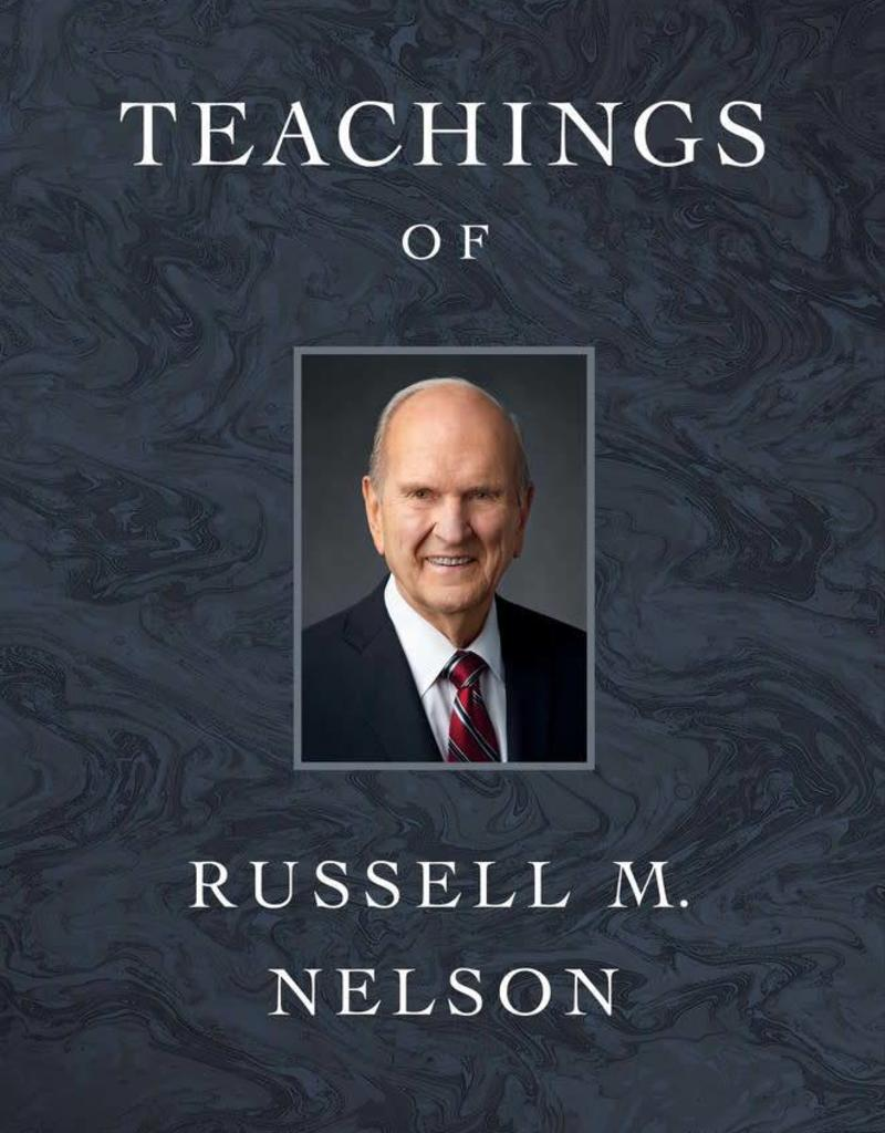 PRE ORDER TEACHINGS OF RUSSELL M. NELSON