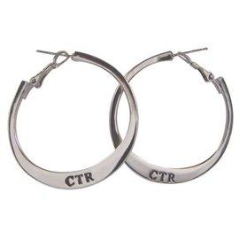 CTR Hoop Earrings