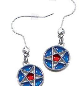 Nauvoo Temple Earrings