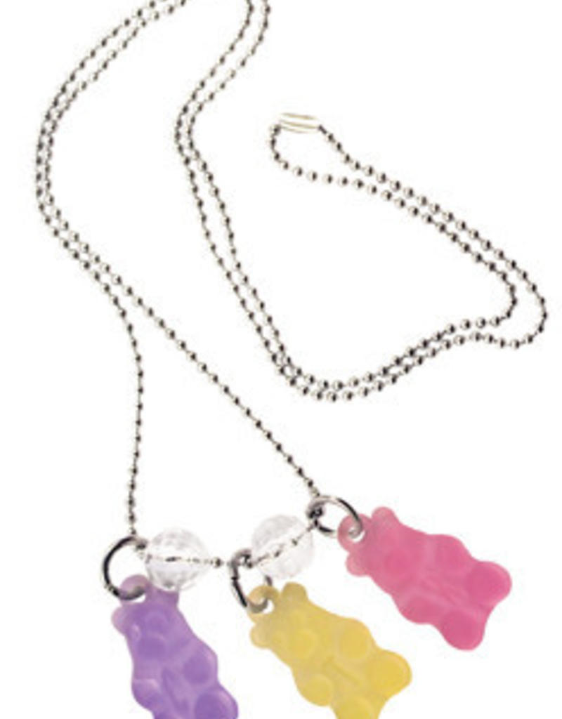 CTR Bear Necklace