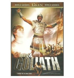 Liken the Scriptures: David and Goliath (DVD)