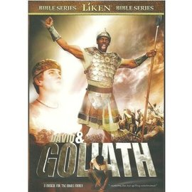 Deseret Book Company (DB) Liken the Scriptures: David and Goliath (DVD)