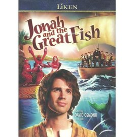 Deseret Book Company (DB) Liken the Scriptures: Jonah and the Great Fish (DVD)