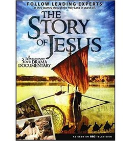 The Story of  Jesus (DVD)