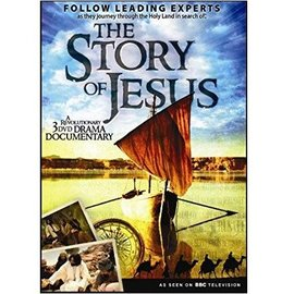 Deseret Book Company (DB) The Story of  Jesus (DVD)