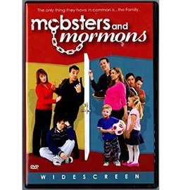 Deseret Book Company (DB) Mobsters and Mormons (DVD)