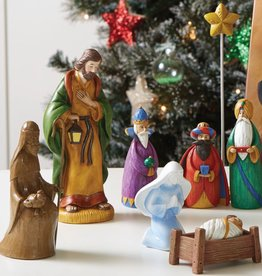The Mismatched Nativity