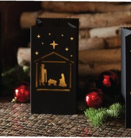 Nativity Luminary Set of 3