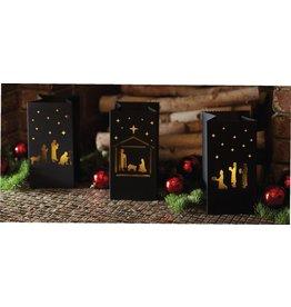 Nativity Luminary Set of 3