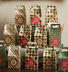 Advent Gift Boxes set of 24