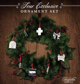The Forgotten Carols Ornament Set