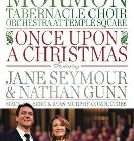Mormon Tabernacle Choir Once Upon A Christmas DVD