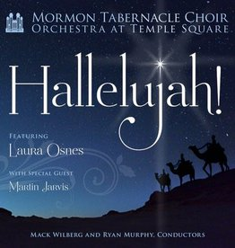 Hallalujah! Mormon Tabernacle Choir CD