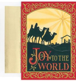 Joy To The World Card Set (pack of 18)