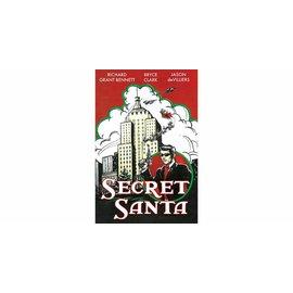 Cedar Fort Publishing Secret Santa by Richard Grant Bennett