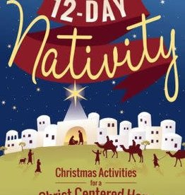 12 Day Nativity by Marilee Woodfield
