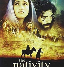 The Nativity Story DVD