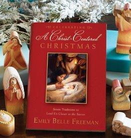 A Christ Centred Christmas BOOK & Nativity Set